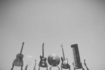 Audio e guitars guitars music 6966