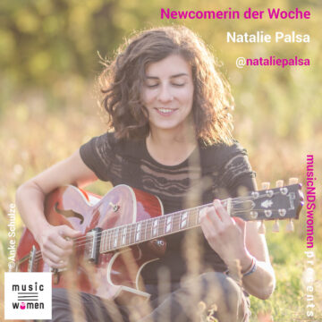 Natalie Palsa Ankundigung