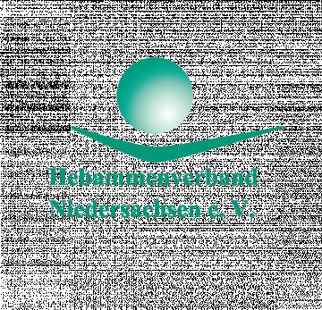 Hebammenverband Logo untereinander ohne hintergrund