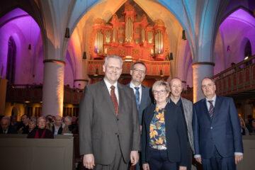 Auftakt Orgeljahr1_vlnr_Thumler Adomeit Gerken Ludke Dannenberg_c_HKruckeberg