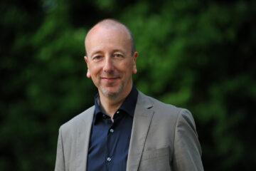 Portrait Markus Luedke C Isabel Winarsch